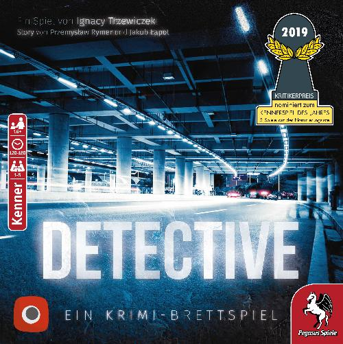 Detective - Cover