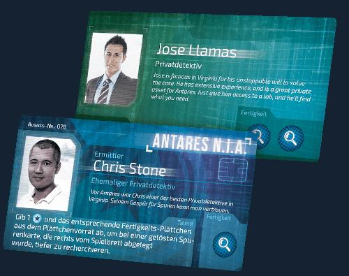 Detective - Agenten und Berater